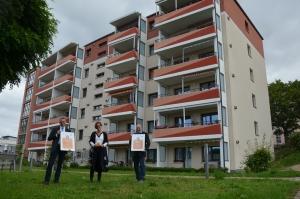 38 barrierefreie Wohnungen für Senior*innen